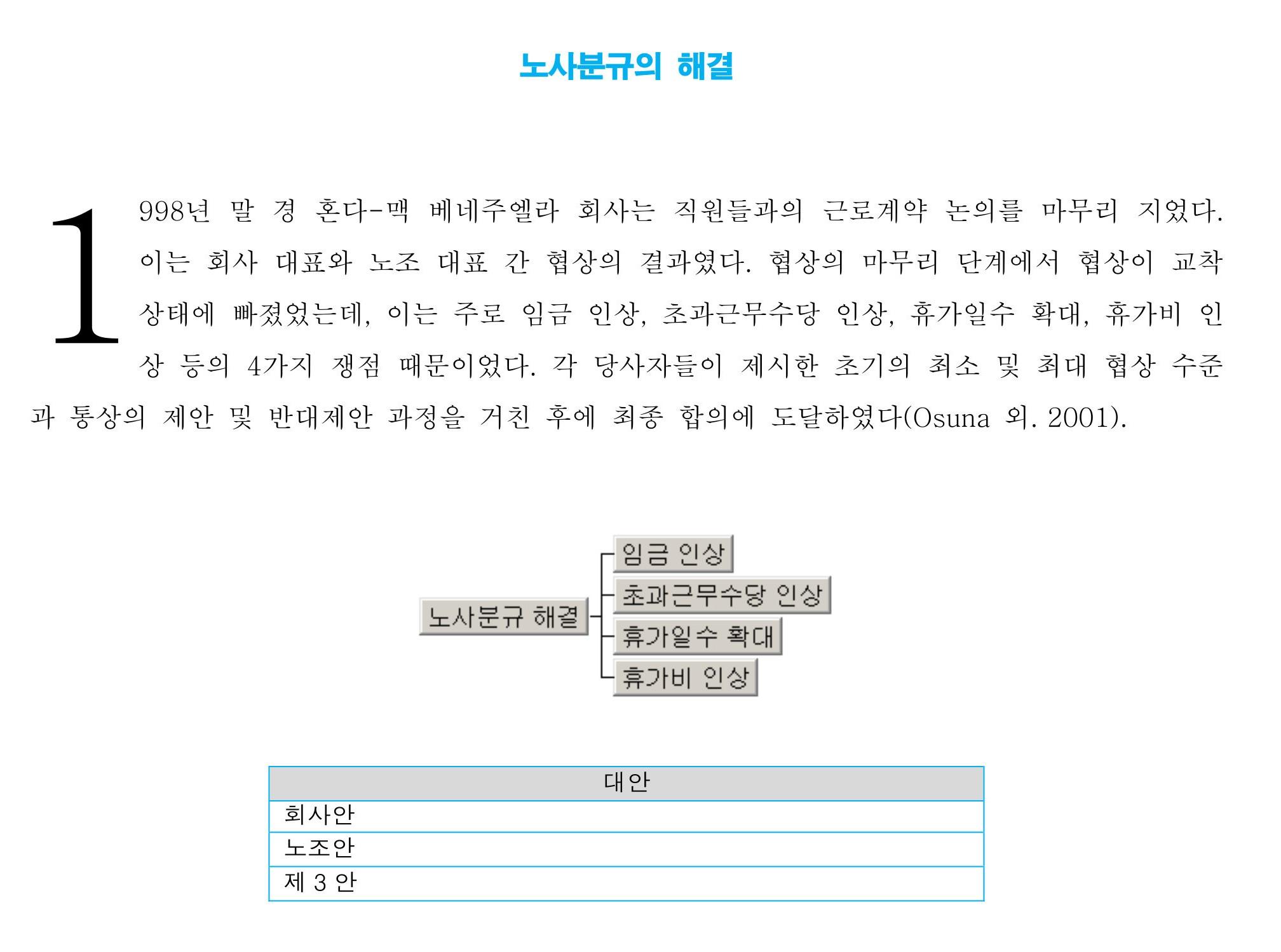 02-B_03-B_노사분규의 해결